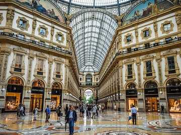 Milan Modern shopping gallery - Milan Modern shopping gallery