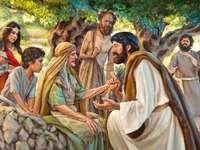 La primera comunidad - Realizar el rompe cabezas de las primeras comunidades cristianas y enviar al classroom