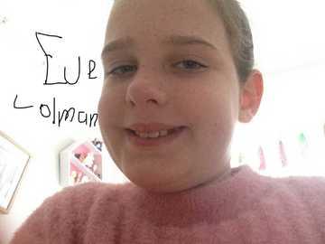 Eva Colman - esta foto asombrosa es mía / eve colman.