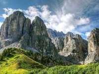 Dolomites au Tyrol du Sud - Dolomites au Tyrol du Sud