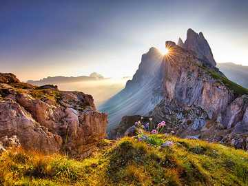 Dolomites in South Tyrol - Dolomites in South Tyrol