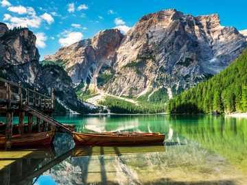 Pragser Wildsee South Tyrol - Pragser Wildsee South Tyrol