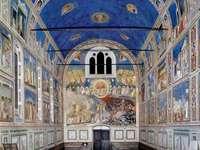 Padova Scrovegni Giotto Giudizio Universale