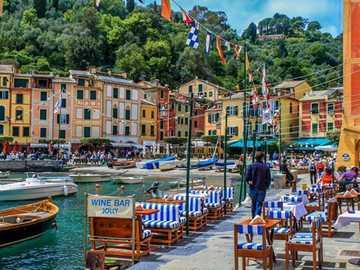 Portofino region of Liguria - Portofino region of Liguria
