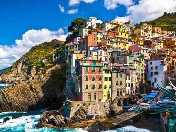 Riomaggiore region of Liguria - Riomaggiore region of Liguria