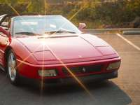 1990 Ferrari 348 Spyder - The Ferrari 348 (Type F119) is a mid-engine V8-powered 2-seat sports car produced by Italian automak