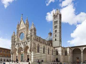 Siena Cathedral Tuscany - Siena Cathedral Region Tuscany