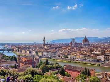 Florence cityscape Tuscany - Florence cityscape Tuscany