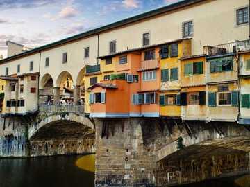 Florence Ponte Vecchio Tuscany - Florence Ponte Vecchio Tuscany