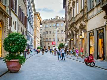 Florence downtown Tuscany - Florence downtown Tuscany
