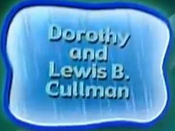 d is for dorothy and lewis b. cullman - lmnopqrstuvwxyzlmnop