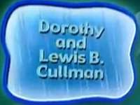 d jest dla Dorothy i Lewisa b. Cullman - lmnopqrstuvwxyzlmnop