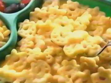 o is for open season macaroni and cheese - lmnopqrstuvwxyzlmnop