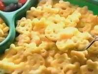 o est pour les macaronis et le fromage de saison ouverte - lmnopqrstuvwxyzlmnop