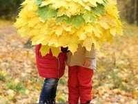 φθινοπωρινή ομπρέλα για παιδιά - φθινοπωρινή ομπρέλα για παιδιά ...............................