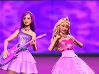 Barbie a diamantový palác