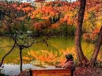 φθινόπωρο με τα πόδια στο ποτάμι - φθινόπωρο με τα πόδια στο ποτάμι