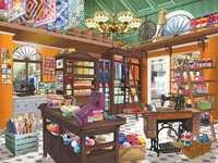 Magazin de matlasare
