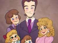Afton-familjen