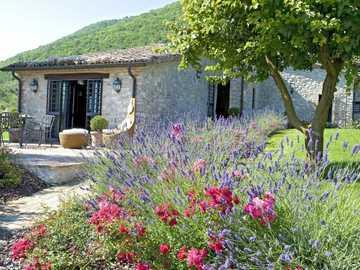 Casa rural en el campo en Umbría Italia - Casa rural en el campo en Umbría Italia