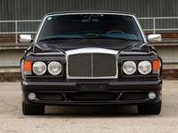 Bentley Turbo R - This Is A Photo Of A Sedan