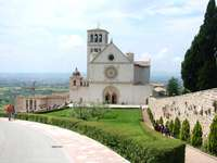 Assisi Cathedral of San Francesco