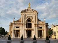 Βασιλική της Σάντα Μαρία degli Angeli Assisi