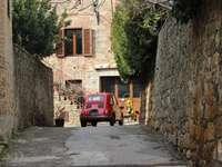 Ciudad de Montone en Umbría - Ciudad de Montone en Umbría