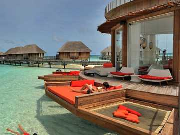 Víkendházak a Seychelle-szigeteken - M ....................