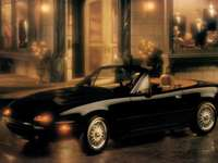 Mazda Miata - There have been four generations of the Miata (whose full model name is MX-5 Miata) now, and each is