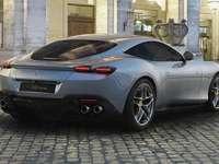 Sports car - Ferrari sports car.