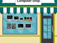 sklep komputerowy dla 3 klasy