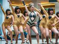 espectáculo de baile - espectáculo de baile de chicas