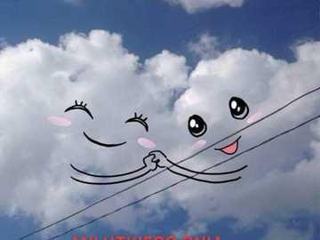 Lachende Wolken - M .....................