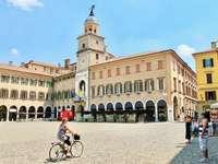 Modena Piazza Grande Emilia Romagna Włochy - Modena Piazza Grande Emilia Romagna Włochy
