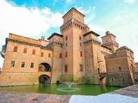 Ferrara Castello Estense Emilia Romagna