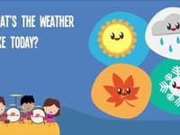 Времето - Слънчево, дъждовно, ветровито и студено
