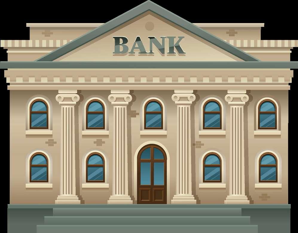 bank dla III klasy - puzzle banku dla 3 klasy (5×4)
