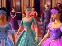 Barbie és a három testőr
