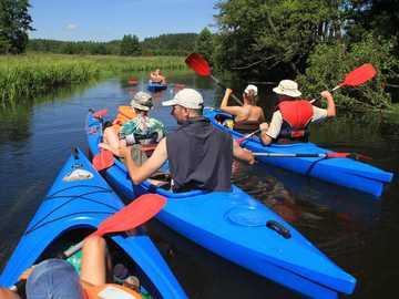 Kayaking - M .....................