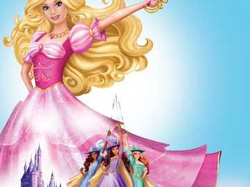Barbie y los tres mosqueteros - Barbie y los tres mosqueteros: película de animación estadounidense, que se estrenó en Polonia el