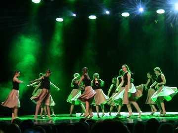 Taneční tým - M ...................