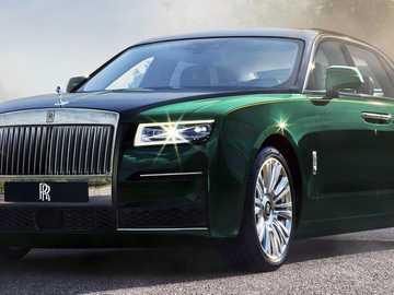 Rolls-Royce Ghost - Rolls-Royce Ghost Extended, 2021. La versione a passo lungo della Ghost di nuova generazione è stat