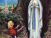 Bernadette a Mary