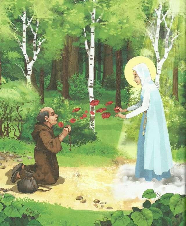 Religios și Maria puzzle