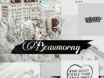 BEAUMORNY - Logo školy Beaumorny