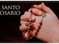 Różaniec Święty - Obraz Różańca Świętego
