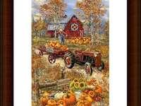 Podzim má na venkově svá kouzla - Podzim má na venkově svá kouzla