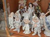 Personajes del cuento de hadas - Blancanieves - M ..........................