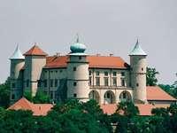 Château à Wiśnicz